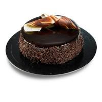 Ατομική τούρτα σοκολάτα