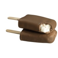 παγωτό ξυλάκι βανίλια